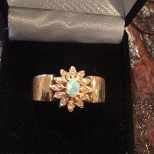 Jewelry - 14k Opal